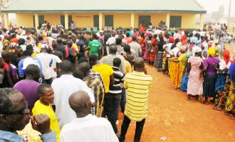 Politicians 'buying voter cards, inducing electorate' in Ekiti