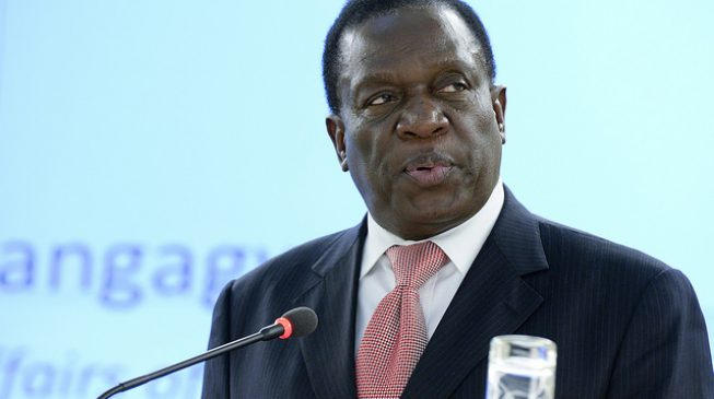 Zimbabwean president: I trekked a distance of 30km after Mugabe fired me