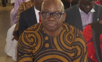 Fayose: FG planning to increase fuel price to N185… scarcity is deliberate