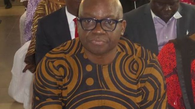 Witness: Fayose received N1.2bn stashed in two planes