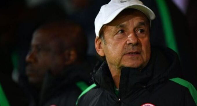 EXCLUSIVE: Rohr faces the axe as minister demands explanation for 4-4 draw