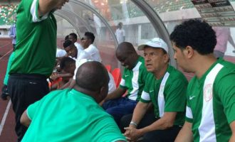 World Cup draw: Nigeria not scared of any team, says Rohr