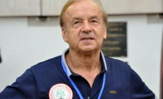 Rohr: Our technical attitude, key to defeating Benin Rep