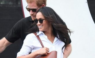 Prince Harry announces engagement to 'Suits' star Meghan Markle