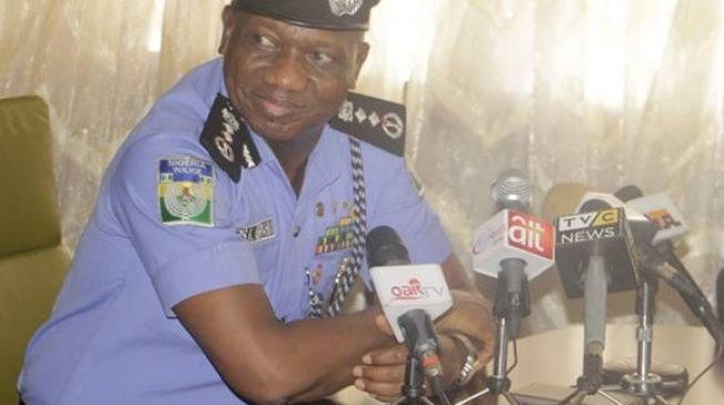 Why IGP Idris is mad about the letter
