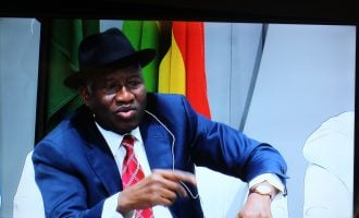 Jonathan: We have to dream that we'll catch up with the rest of the world