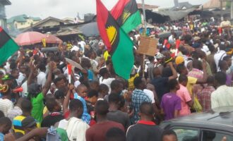 IPOB: South-east, south-south governors' silence over Nnamdi Kanu's arrest distasteful