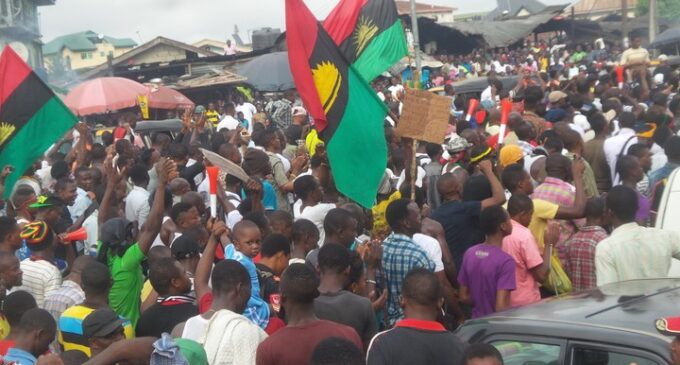 Police: IPOB members killed two of our men in Anambra
