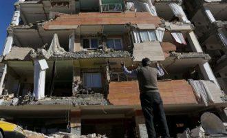 328 killed in Iran-Iraq earthquake