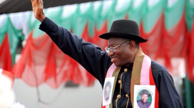 I'm under pressure to contest in 2019, says Jonathan