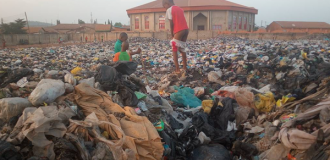 Nigeria 'may overtake India' as world capital of open defecation