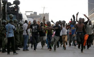 Secession threat hits Kenya