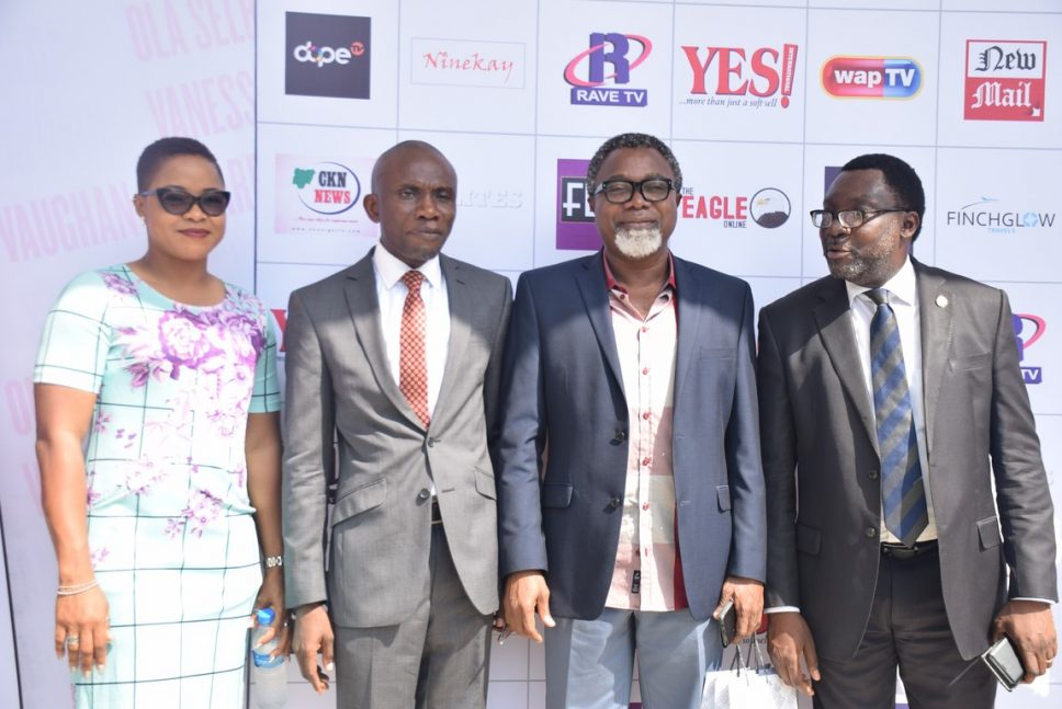 Nollywood stars storm launch of 'Ladies calling the shots'