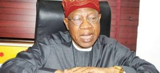 Lai: Buhari's govt doesn't play politics with security