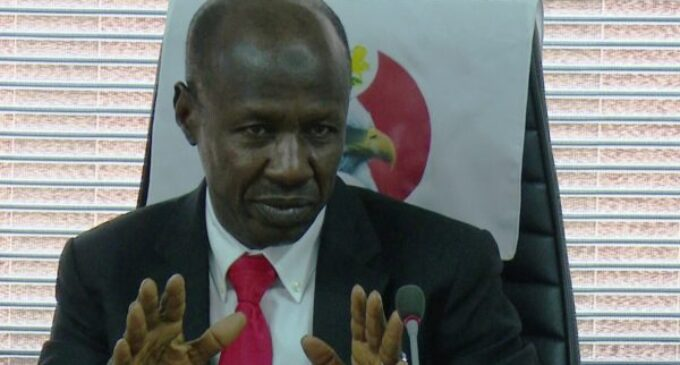 Magu sent back to police custody as operatives search his residence