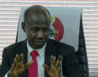 EFCC counters Maina's witness, says allegations against Magu can't be proved