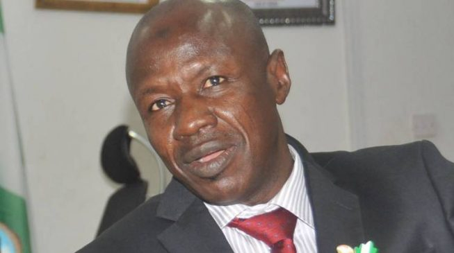 Court backs senate's rejection of Magu as EFCC chairman