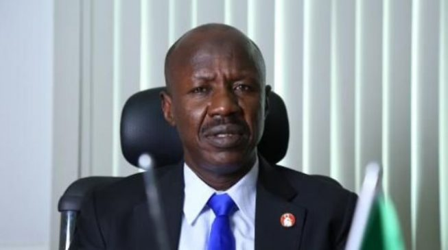Magu: Senate rejected me because I'm doing my job well