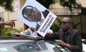 Sacked VP to be sworn in as Zimbabwe's president