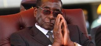 Mugabe no longer able to walk, says Zimbabwe president