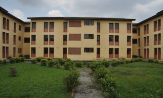 Rivers students laud NDDC for donating 522-bed hostel