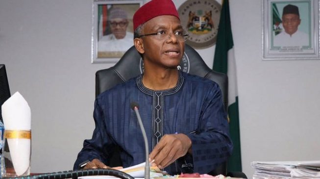 El-Rufai: The three senators representing Kaduna are useless