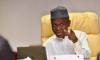El-Rufai to Ben Bruce: You are wrong! Obasanjo — NOT Jonathan — initiated Kaduna rail project
