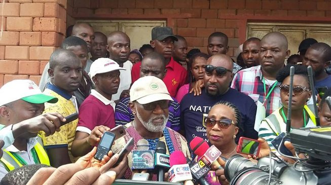 Obaze rejects Anambra poll, calls Obiano's landslide win 'political aberration'
