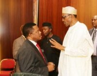 Obiano asks Buhari to give 'high' national honours to CEOs of Air Peace, Innoson Motors