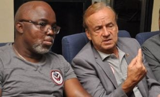 Pinnick: Everything legitimate will be done to ensure Eagles win AFCON