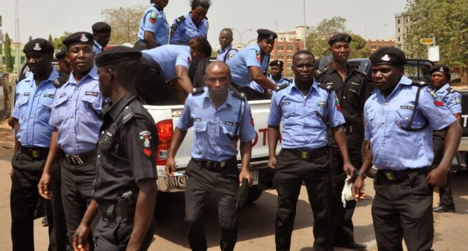 Nigeria police rated 'worst' in the world