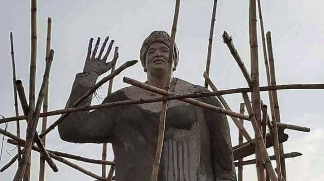 Okorocha finalises plans to unveil statue of Liberia's president — despite outrage over Zuma