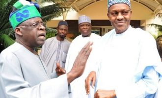 FAKE NEWS ALERT: I never described Buhari as a religious bigot, says Tinubu