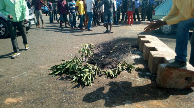 Traders flee as gunshots rock Wuse market
