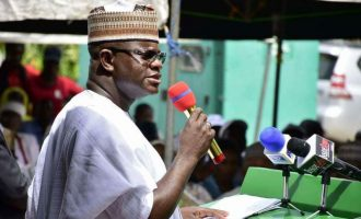APC getting rid of bad eggs, says Yahaya Bello