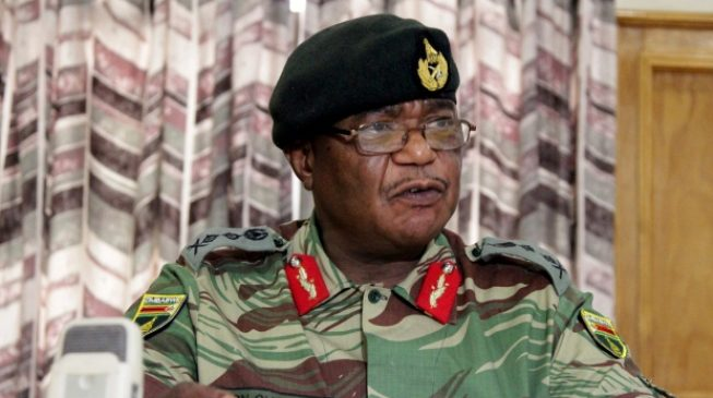 General who seized power from Mugabe appointed deputy of Zimbabwe's president