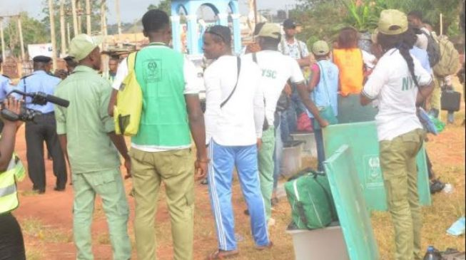 Anambra polls: INEC blames corps members for late arrival of materials