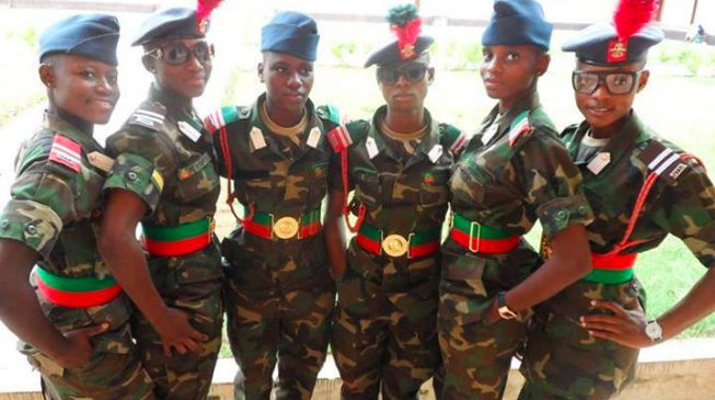 Report: Northern Muslim leaders lobby military to stop female combatant programme