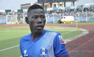 3SC declares Faleye, its player, missing