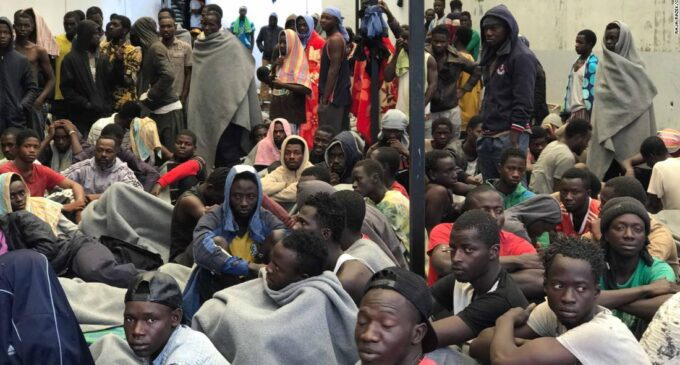 Seadogs: It's shocking that slave trade is ongoing in Africa