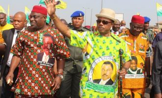 'Stomach infrastructure', 'Ojukwu spirit' — and other reasons Obiano was re-elected