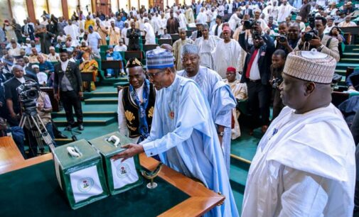 Budget alteration: SERAP asks Buhari to sue n'assembly for 'crimes against humanity'
