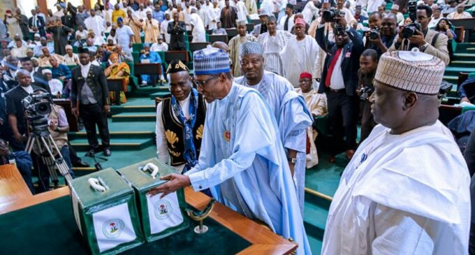 National assembly passes budget, raises oil benchmark from $45 to $51 per barrel