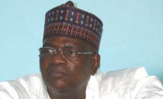 Goje pulls out of senate presidency race after meeting Buhari