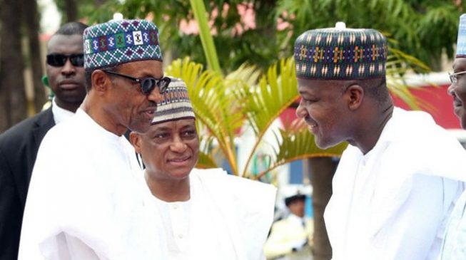 Dogara's maturity has eased executive-legislature relationship, says Buhari