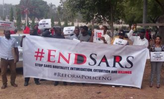 End SARS today, another police criminal gang will replace it