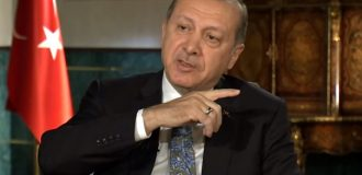 Report: Erdogan trashed a letter where Trump threatened to destroy Turkish economy