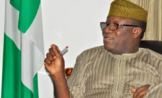 I leave Fayose to God, says Fayemi on N99bn debt