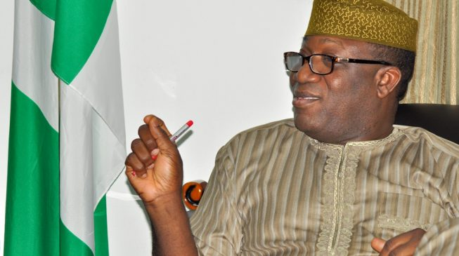 Reps: We'll no longer address Fayemi as honourable minister