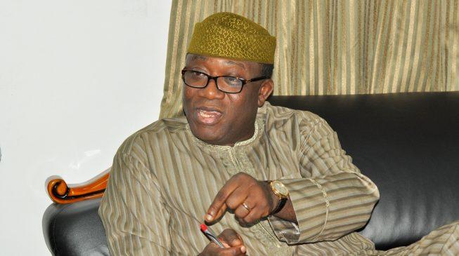 Fayemi denies threatening to cripple Ekiti